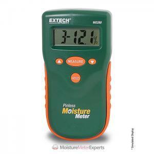Extech MO280 Pinless Moisture Meter Review