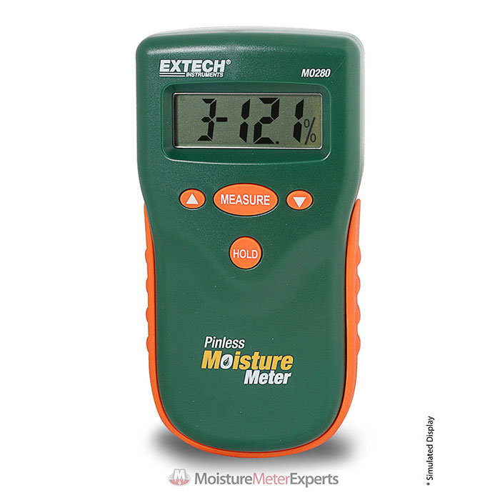 Picture of the Extech MO280 Pinless Moisture Meter