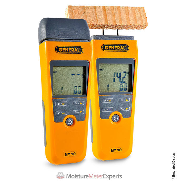General MM70D Moisture Meter Review