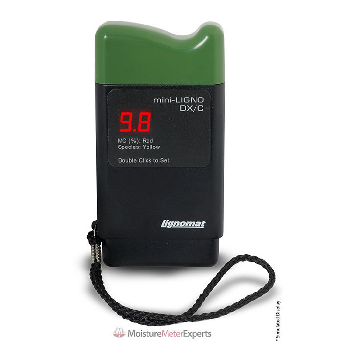 Lignomat Mini DX/C Moisture Meter Review