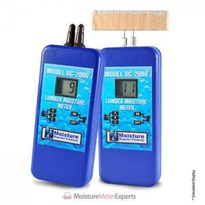 Moisture Register DC-2000 Moisture Meter Review