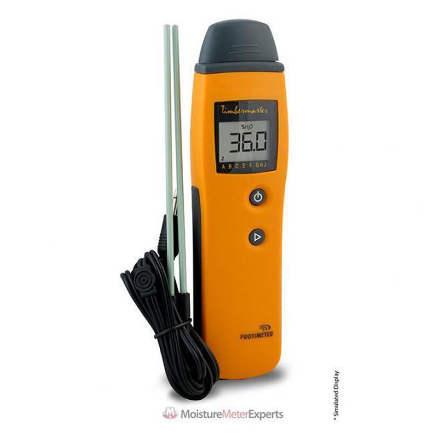 GE Timbermaster Moisture Meter