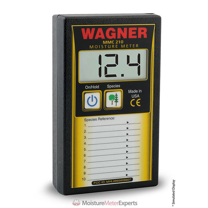 Wagner Meters MMC210 Proline Pinless Digital Wood Moisture Meter