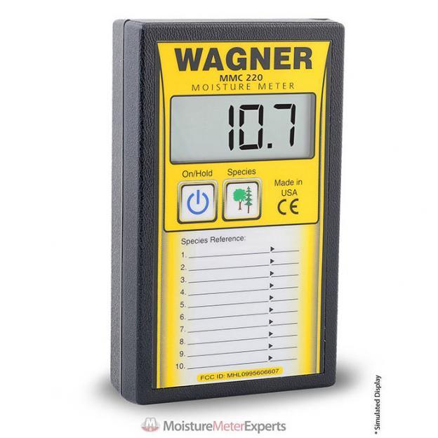 Wagner MMC220 Moisture Meter