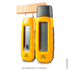 CEM DT-125 Moisture Meter Review