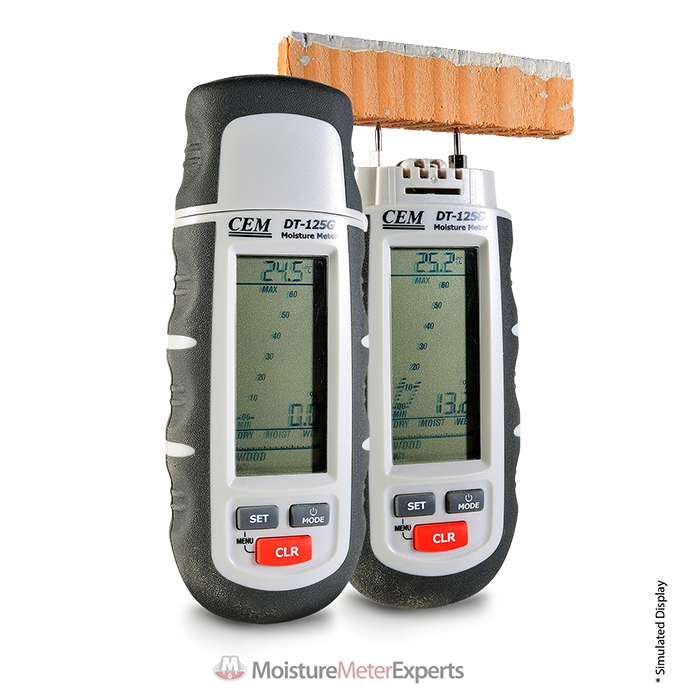 CEM DT-125G Moisture Meter Review