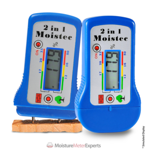 Moistec 2 in 1 Moisture Meter Review