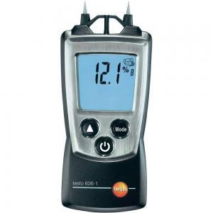 Testo 606-1 Moisture Meter Review