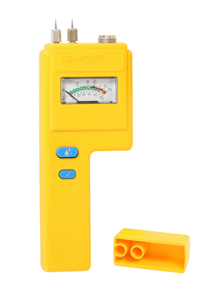 Delmhorst J-2000 Moisture Meter Review
