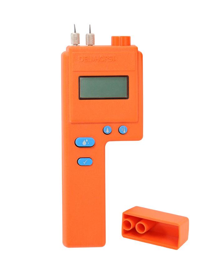 Delmhorst BD-10 Moisture Meter Review