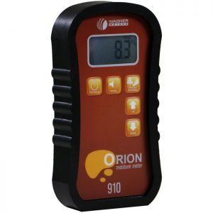Wagner Meters Orion 910 Moisture Meter Review