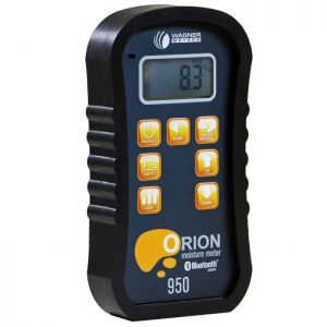 Wagner Meters Orion 950 Moisture Meter Review
